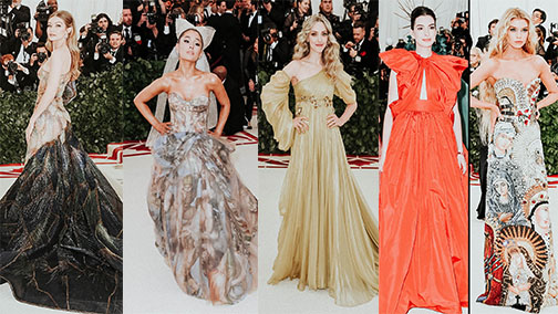 My Take on the Met Gala 2018: A New Opportunity for Evangelization